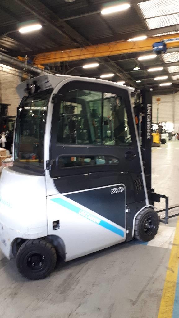 UniCarriers TX4-20L, Chariots élévateurs électriques, Manutention