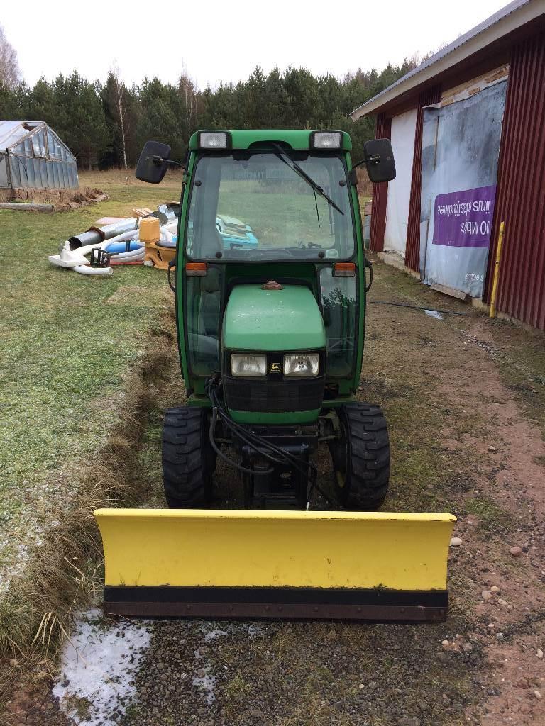 John Deere 4100 HST, Traktorid, Põllumajandus