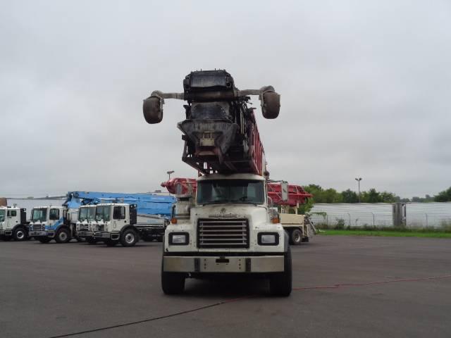 Putzmeister TB 105-18, Boom Pumps, Construction Equipment