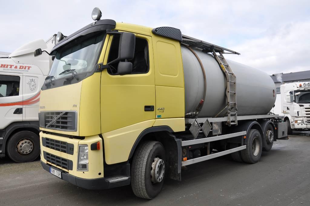 Volvo FH440 6X2 Asfalt / Bitumen Export only, Tankbilar, Transportfordon