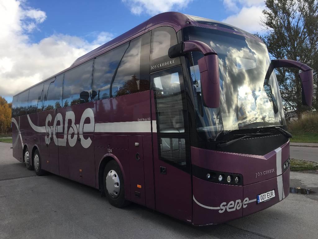 VDL Jonckheere SBR4000, Kaugsõidubussid, Transport