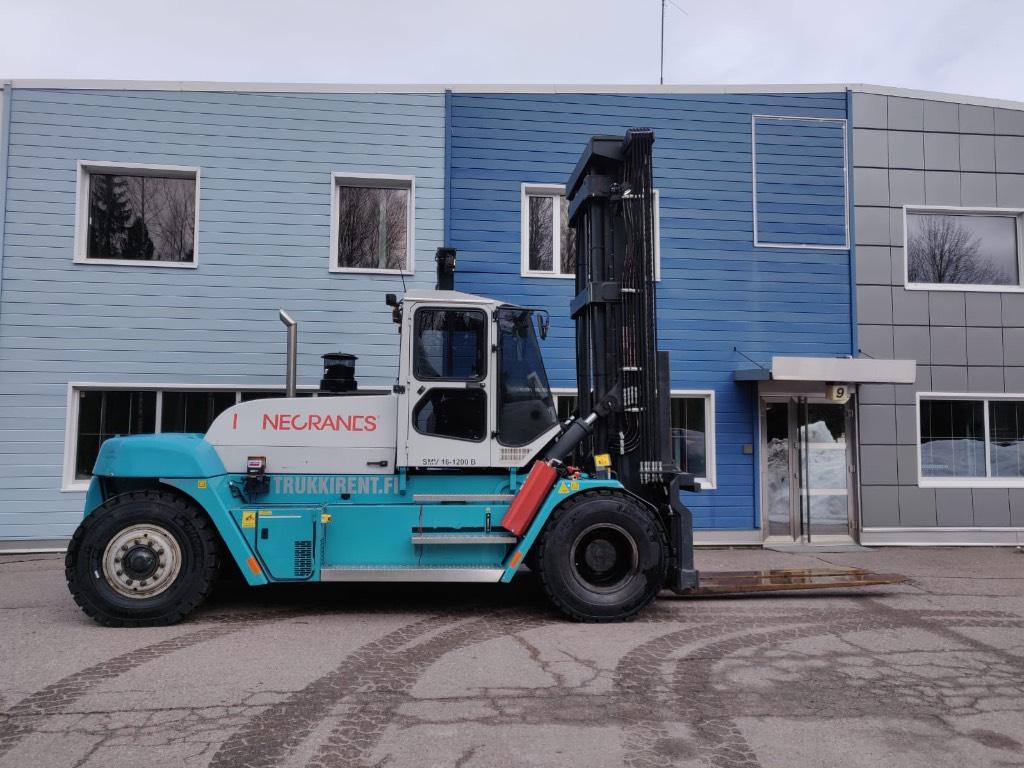 [Other] SMW SL16-1200B, Dieseltrukit, Materiaalinkäsittely