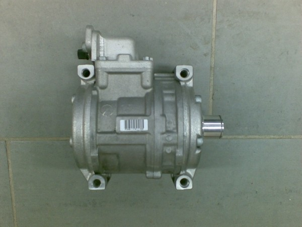 Bell Air Con Compressor, Other components, Construction