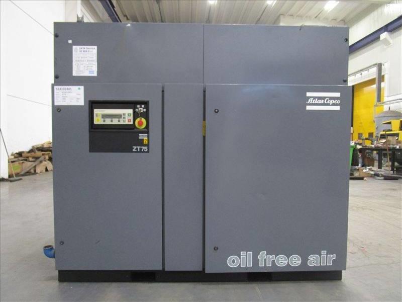 Atlas Copco ZT 75, Compressors, Industrial