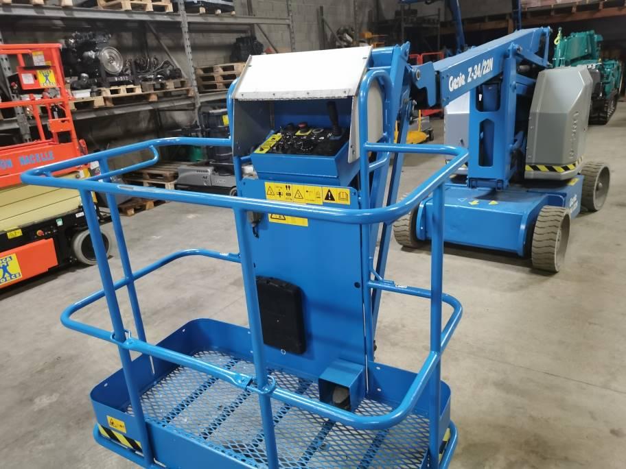Genie Z34/22N, Scissor lifts, Construction