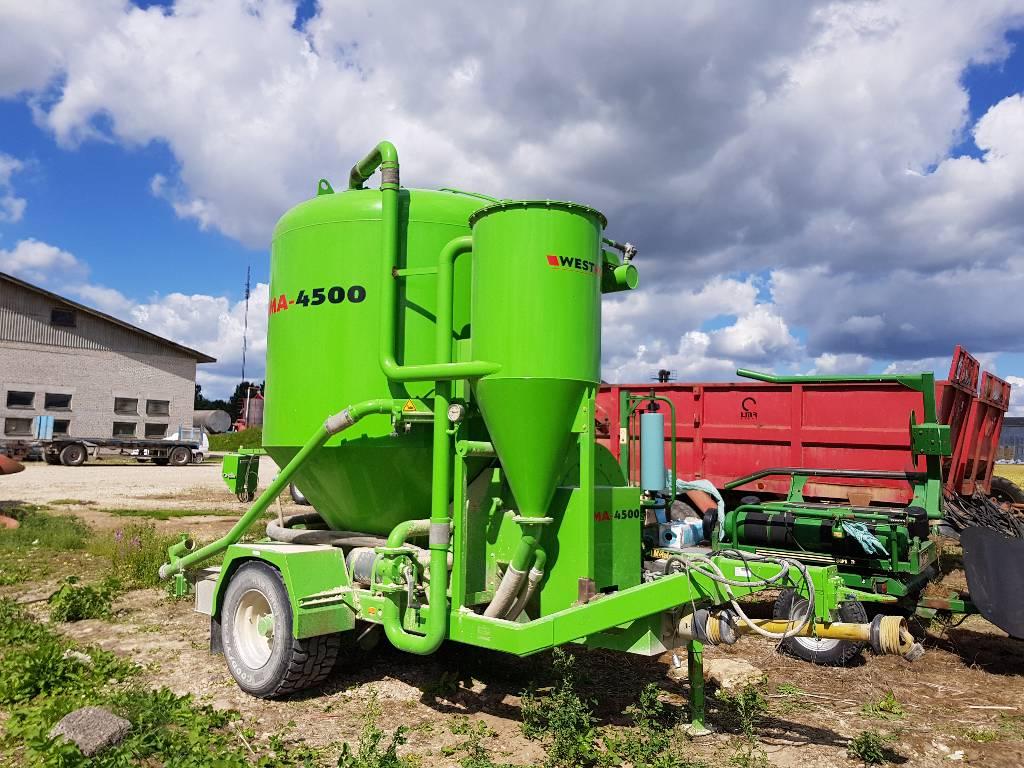 [Other] westholt GMA-4500, Veskid, Põllumajandus