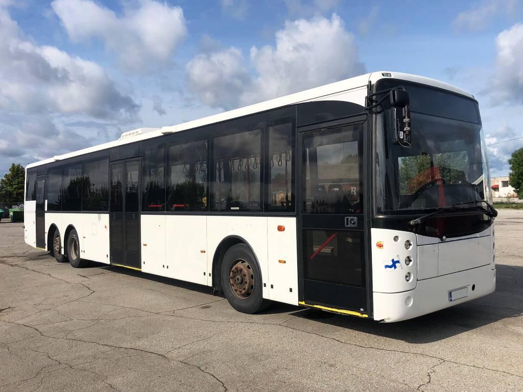 Volvo Vest B12BLE, Linnabussid, Transport