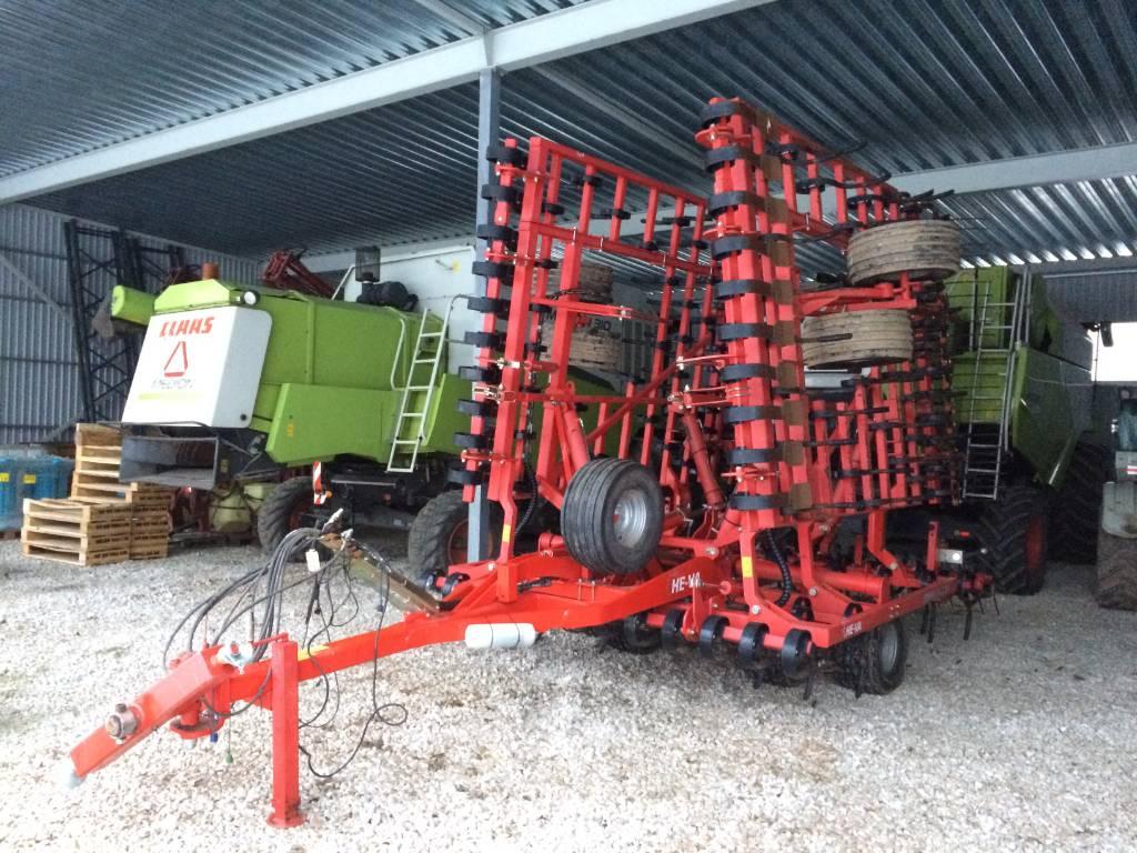 He-Va Euro-Tiller, Cultivators, Agriculture