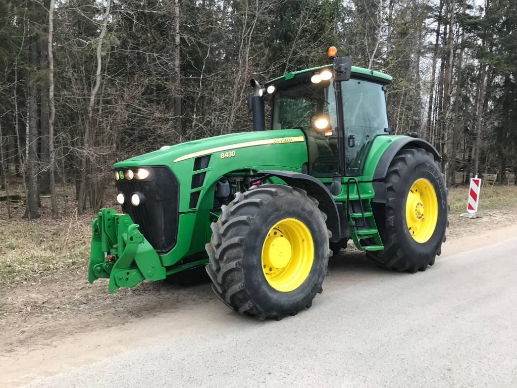 John Deere 8430, Tractors, Agriculture