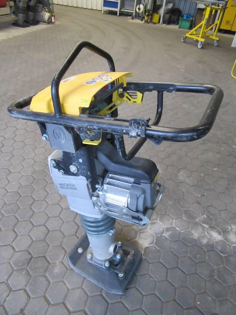 Wacker Neuson Vibrationsstampfer AS60e, Vibratory Rammers, Products