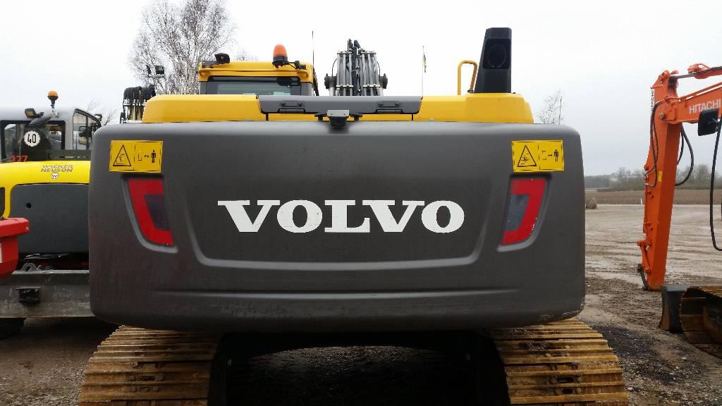 Volvo EC 300 E, Uthyres, Bandgrävare, Entreprenad