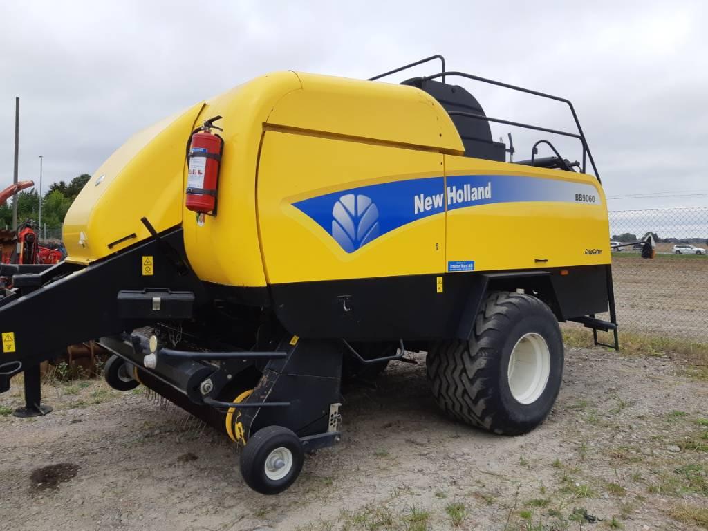 New Holland BB9060 RS, Fyrkantspress, Fyrkantspressar, Lantbruk