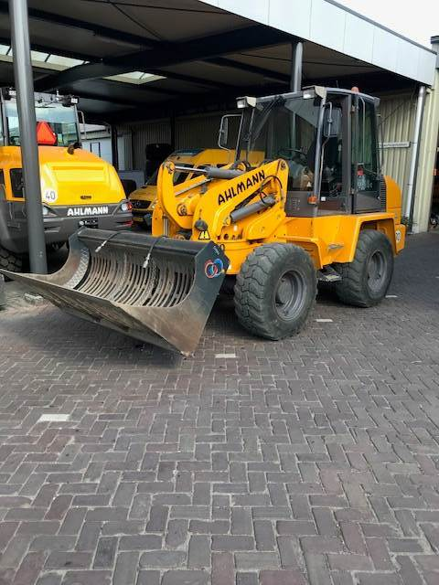 Rotar Schudbak RVB 800 (109751), Bakken, Bouw