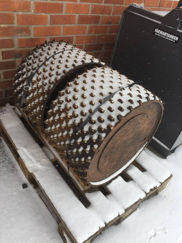 Log Max Matarhjul Logmax 7000, Skördaraggregat, Skogsmaskiner