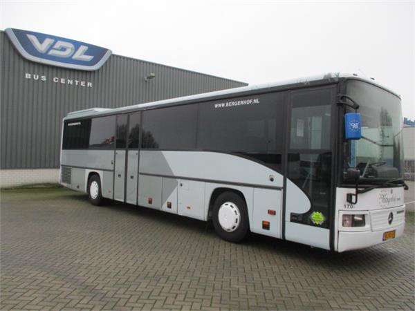 Mercedes-Benz O 550Integro, Intercity buses, Transportation