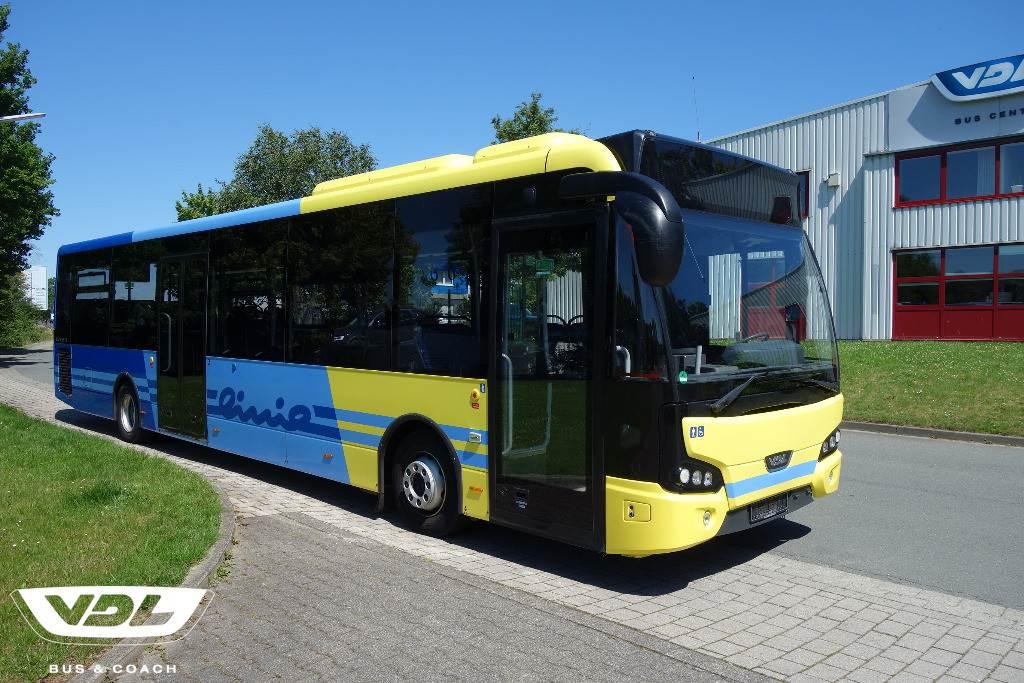 VDL Citea LLE-120/225, Градски автобуси, Превозни средства