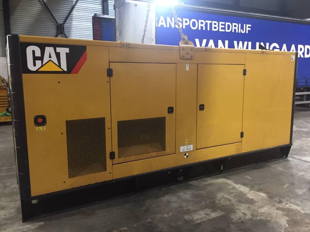 Caterpillar DE450E3 - Generator set - 450 kVA - DPH 106395, Diesel Generators, Construction