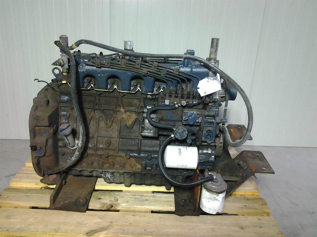 Kubota (For parts) 6-Cylinder