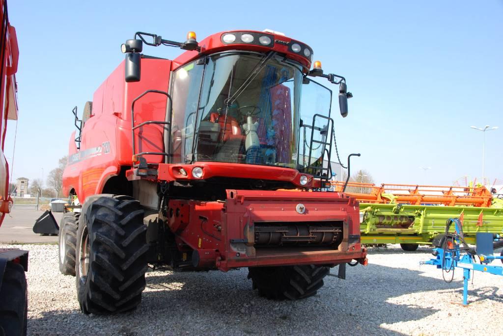 Case IH 7120, Derliaus nuėmimo kombainai, Žemės ūkis