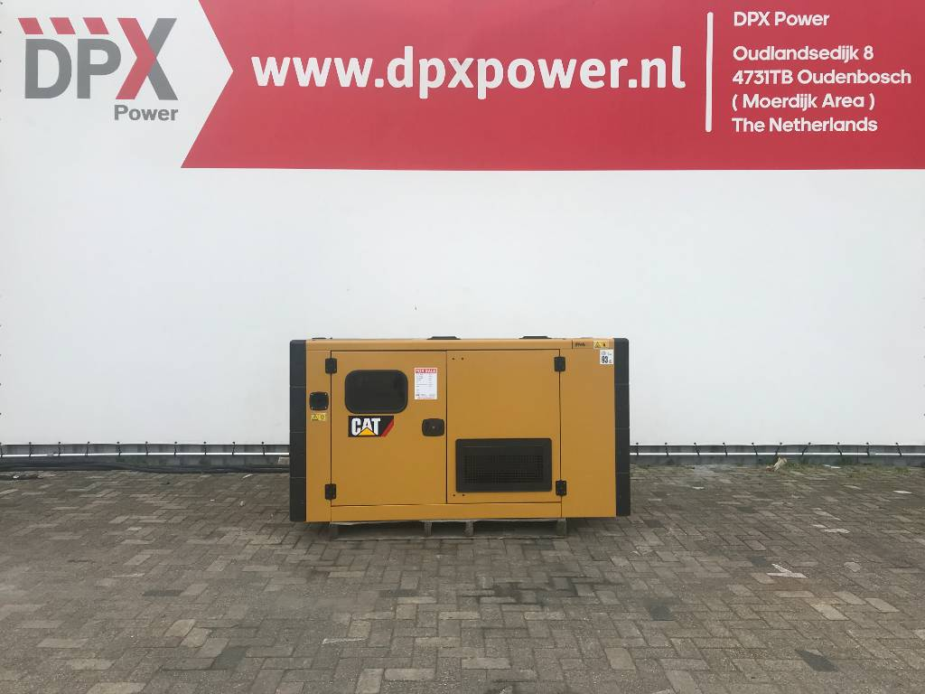 Caterpillar DE88E0 - Canopy Only - DPX-99064, Anders, Bouw