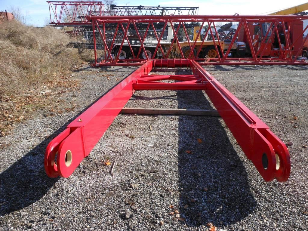 Manitowoc 999, Crane Parts and Equipment, Construction Equipment