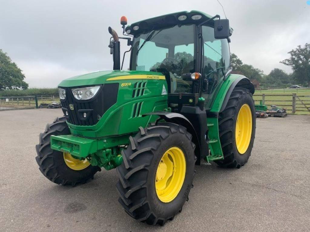 John Deere 6120 R AUTOQUAD, Tractors, Agriculture