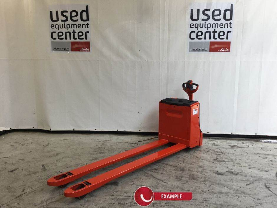 Linde T20 1152 Serie, Low lifter, Material Handling