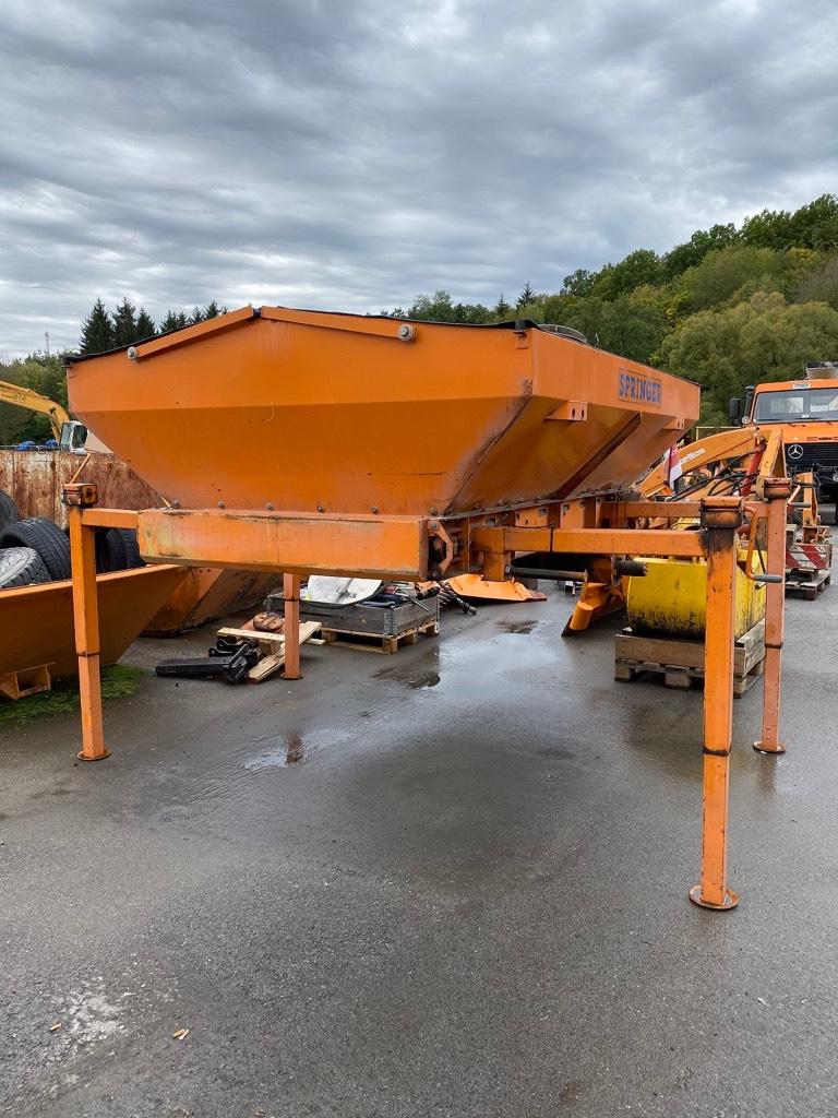 [Other] Springer SA 131 L 2.7 DB EW - Salzstreuer, Sand- und Salzstreuer, Landmaschinen