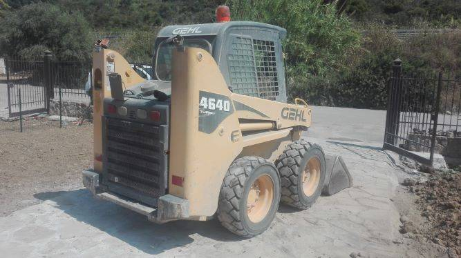 GHELL 4640, Skid Steer Loaders, Construction Equipment