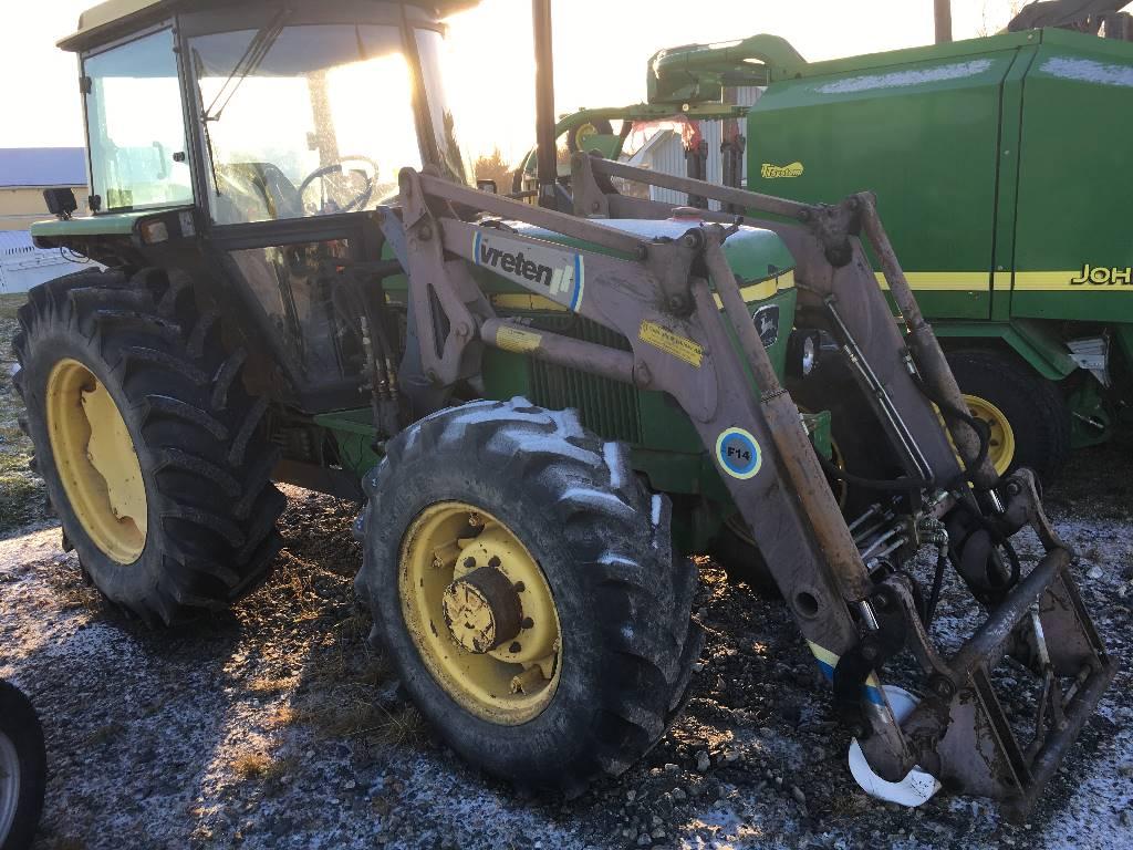 John Deere 2140 Gör det själv traktor