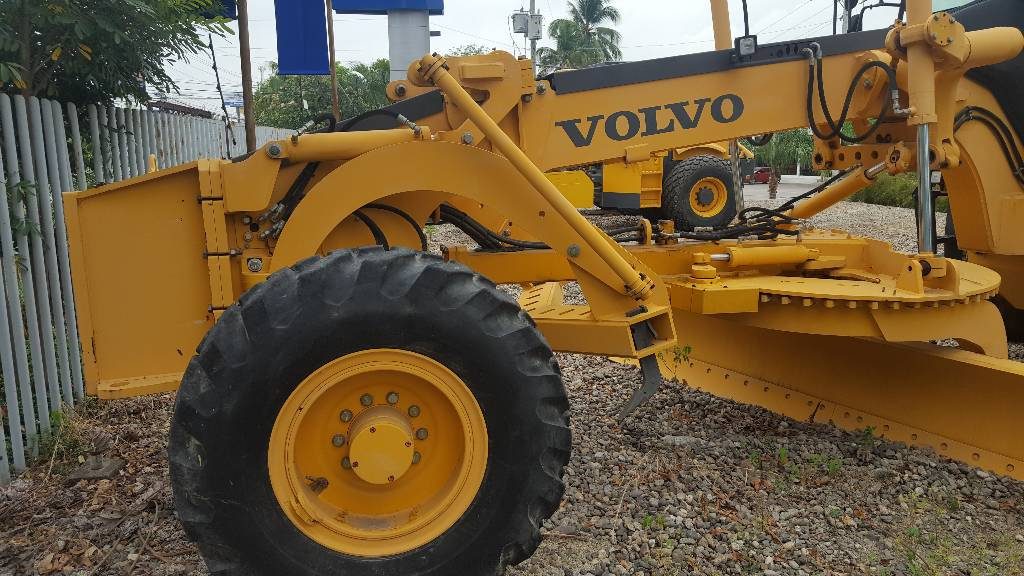 Volvo G930, Motor Graders, Construction Equipment