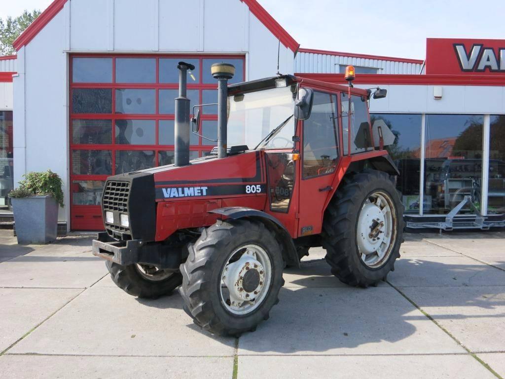 Valtra 805, Tractoren, Landbouw
