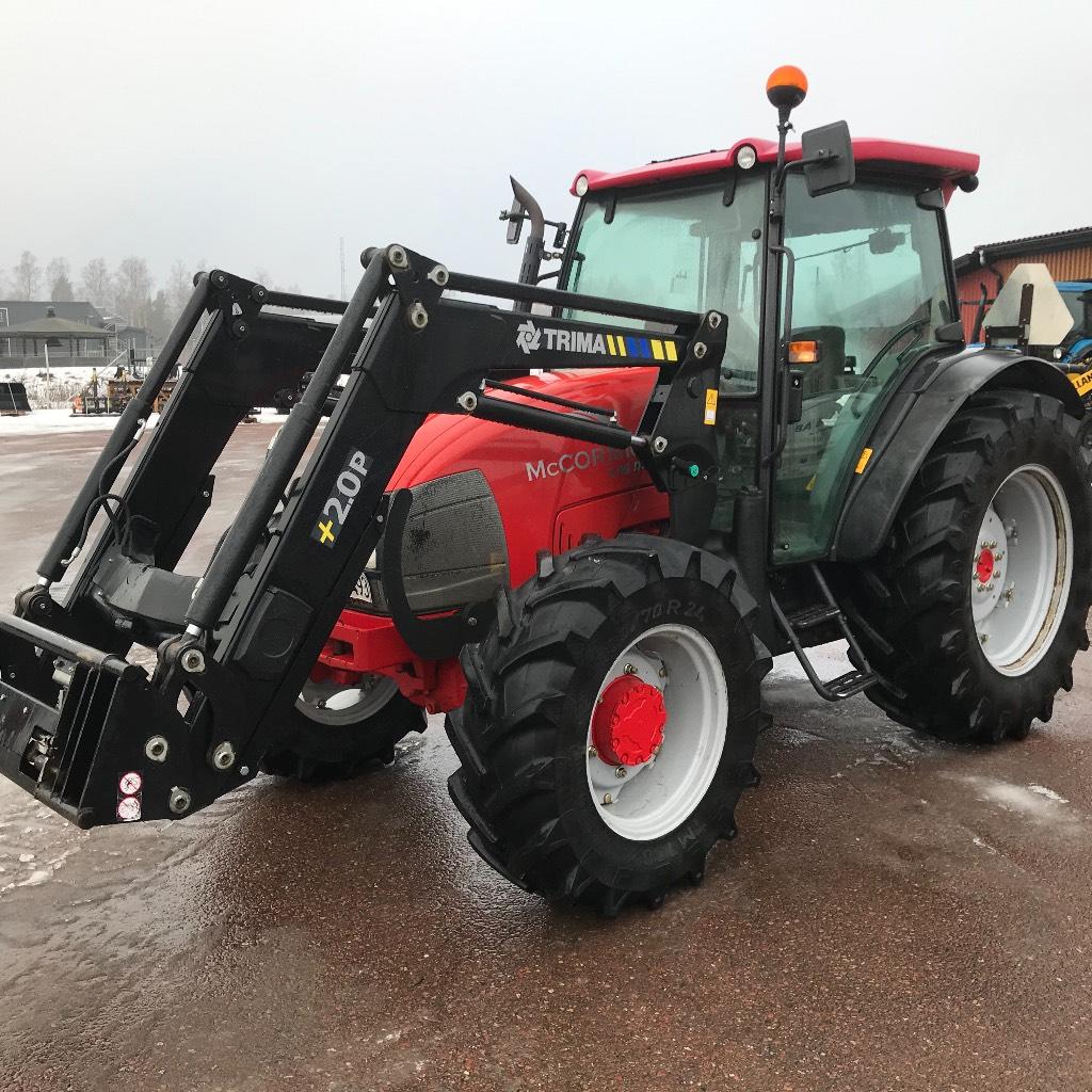 McCormick C95 MAX, Traktorer, Lantbruk