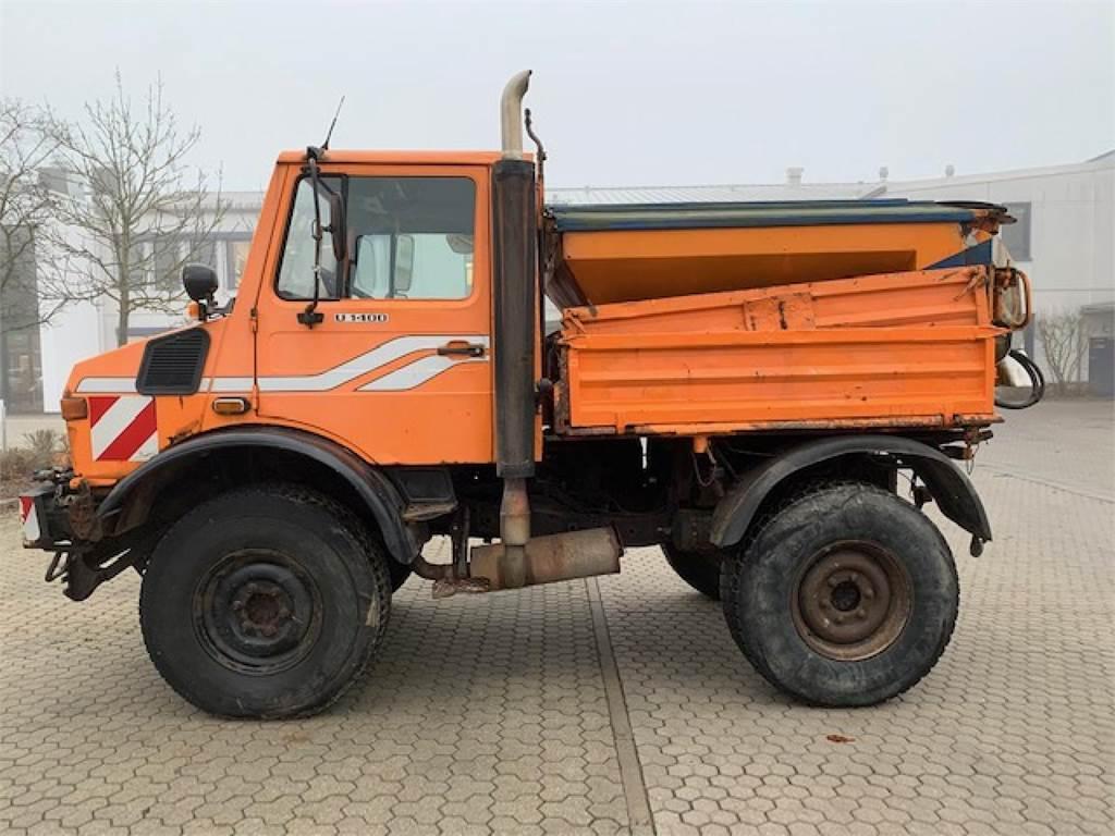 Mercedes-Benz Benz Unimog U 1400, Andere Kommunalmaschinen, Kommunal