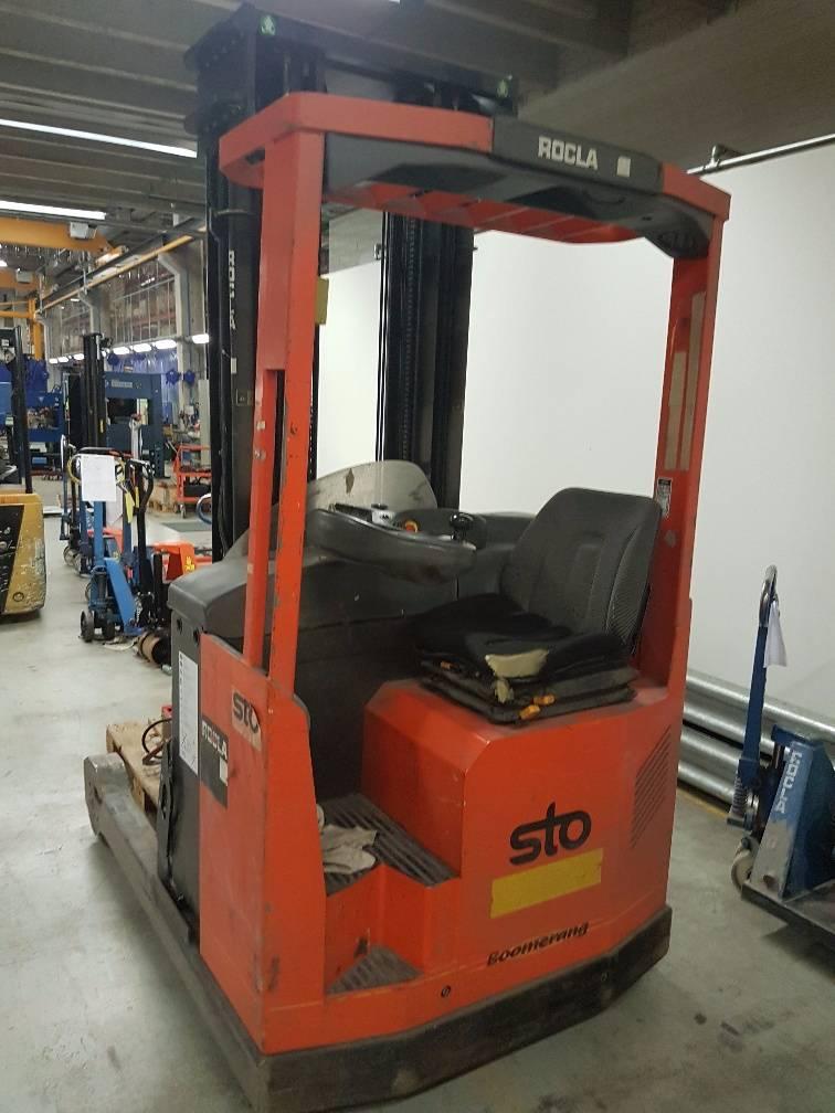 Rocla TEF 14 TREV 5900, Työntömastotrukit, Materiaalinkäsittely