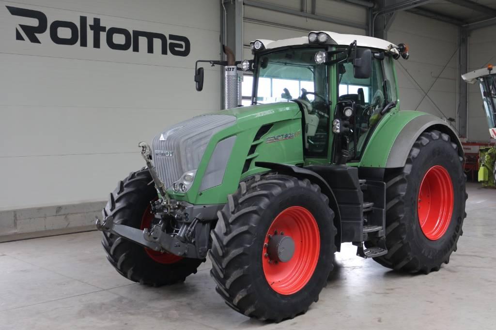 Fendt 828 Vario Profi, Traktory, Maszyny rolnicze