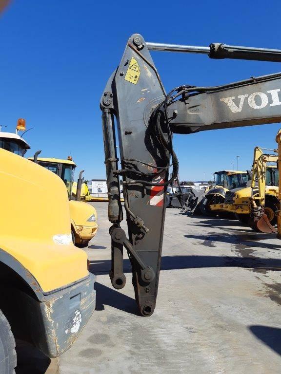 Volvo EC 290 C N L, Excavadoras de cadenas, Construcción