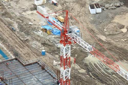 Potain MC 175, Crane Parts and Equipment, Construction Equipment