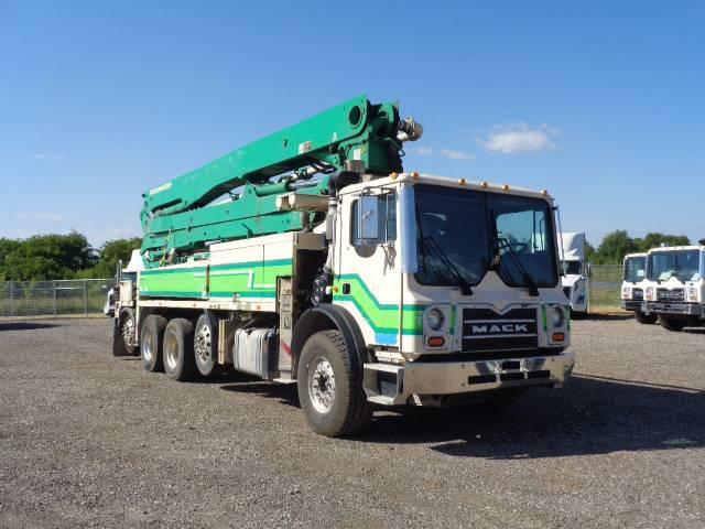Putzmeister BSF 40Z.16H, Boom Pumps, Construction Equipment