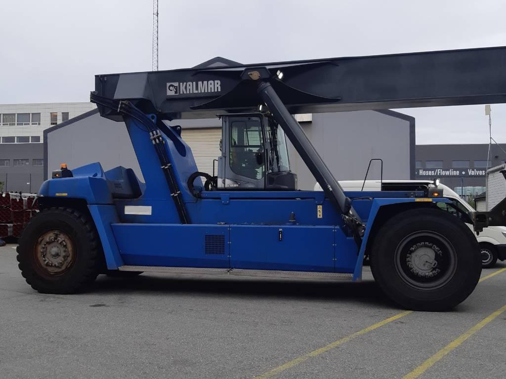Kalmar DRG450-70S5X, Reachstackers, Material Handling