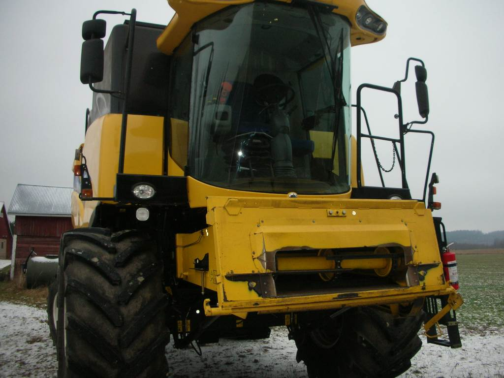 New Holland CX 5080 RS, Leikkuupuimurit, Maatalous