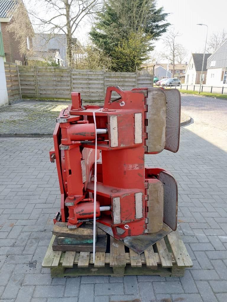Bolzoni Auramo Rotating Roll clamp, Rollenklemmen, Laden en lossen