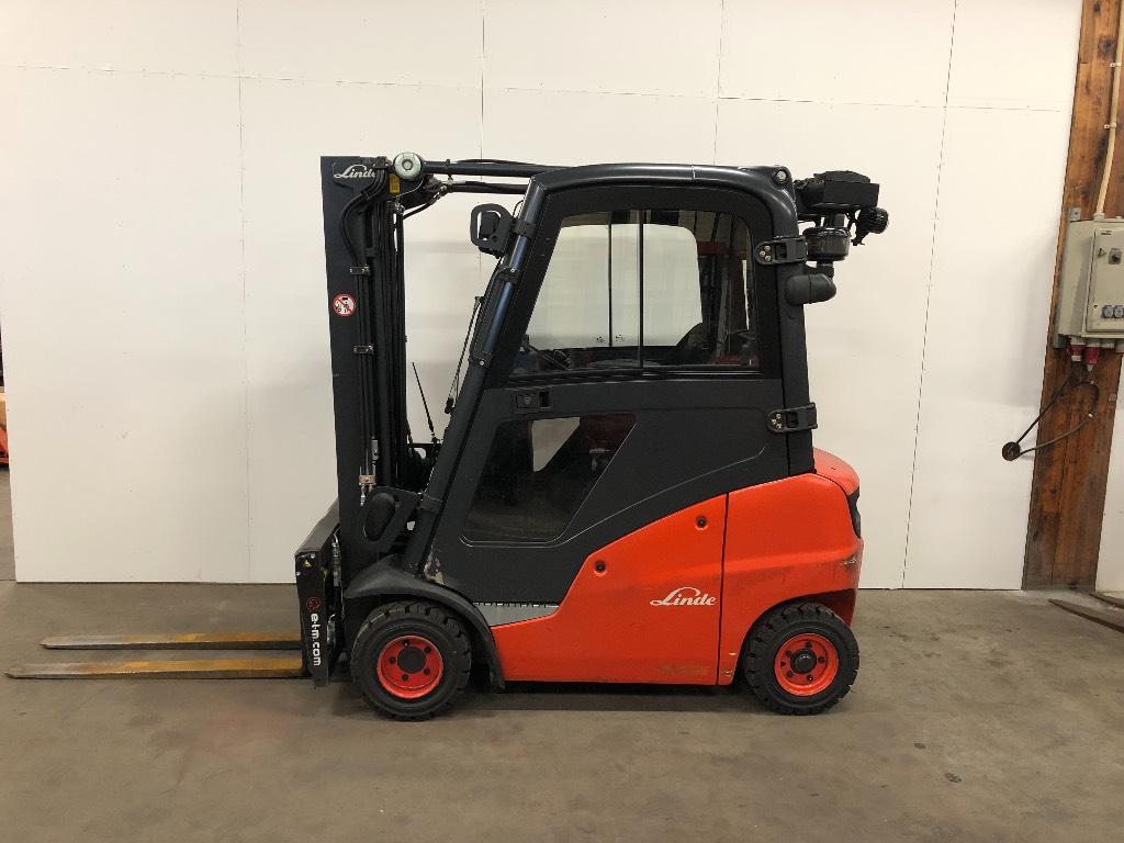 Linde H18D-01, Dieseltrukit, Materiaalinkäsittely