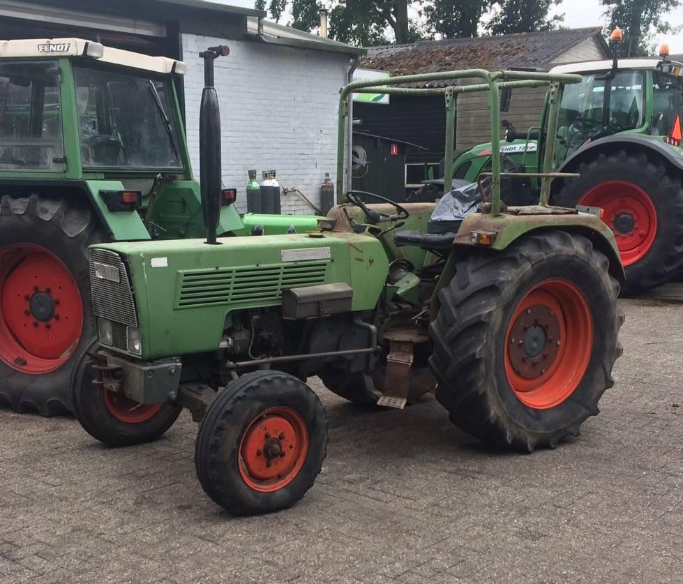 Fendt 103 S, Tractoren, Landbouw