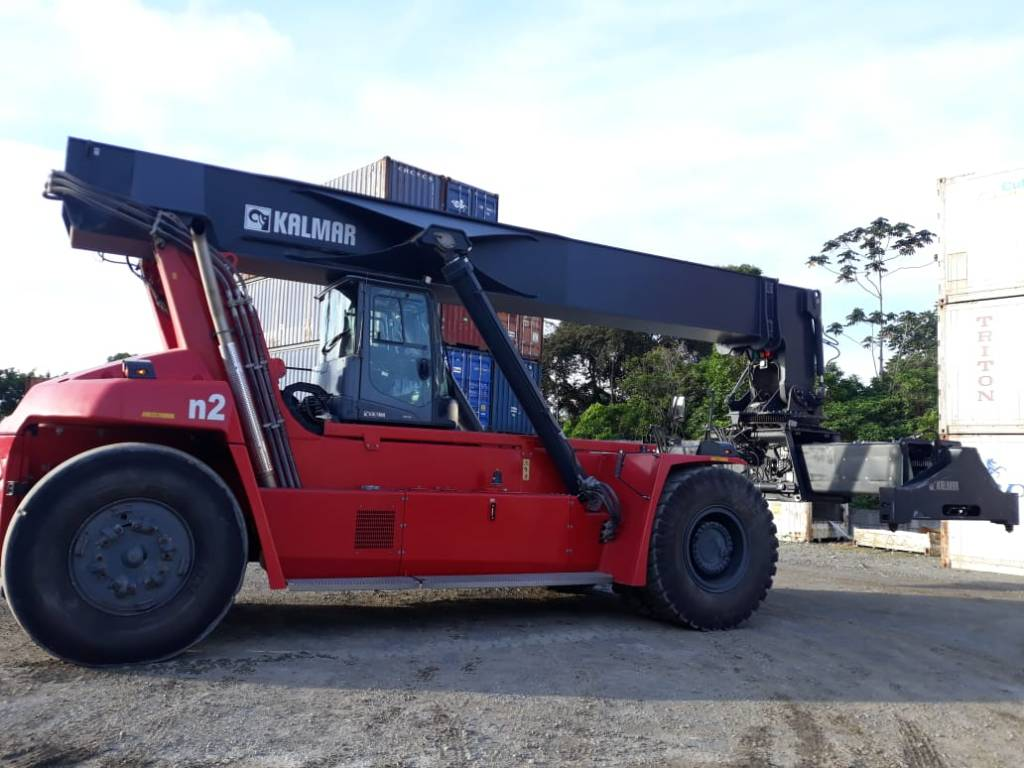 Kalmar DRG 450-60S5, Reach trucks, Material Handling