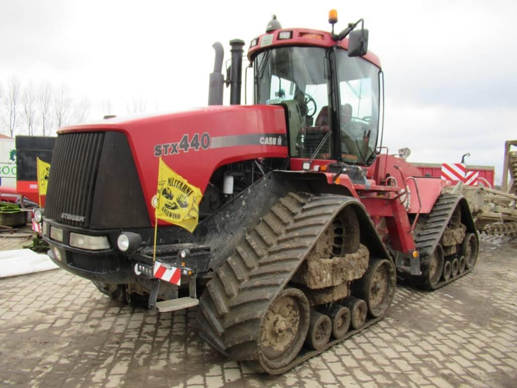 Case IH STX 440, Traktory, Maszyny rolnicze