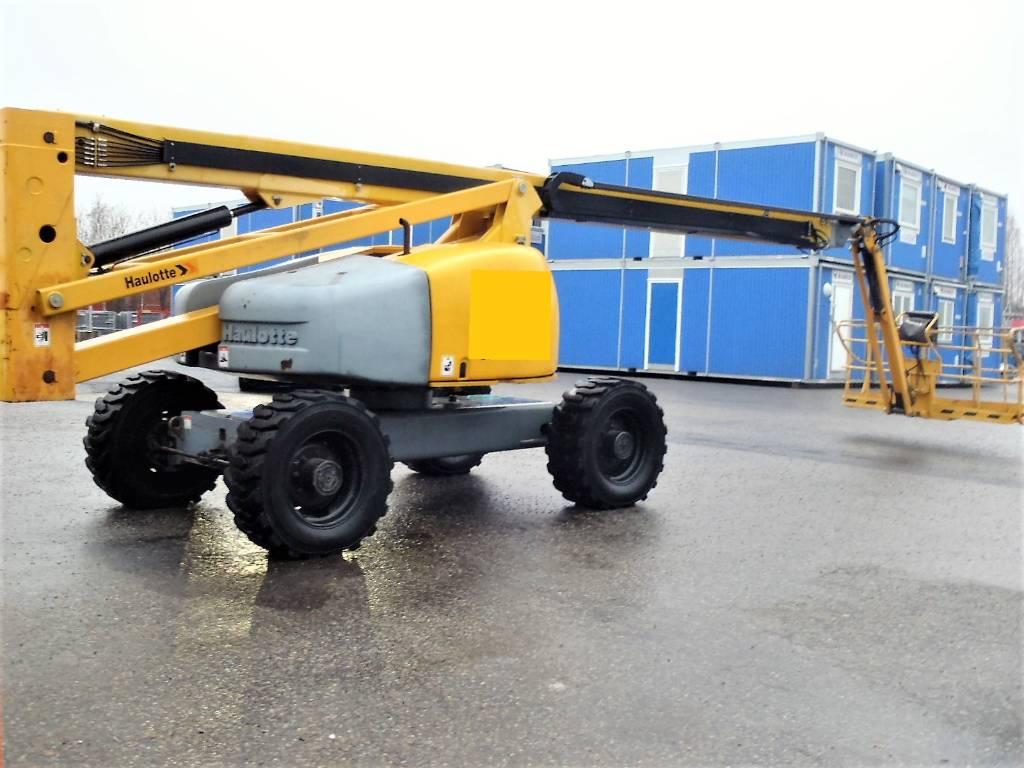 Haulotte HA 260 PX, Bomliftar, Entreprenad