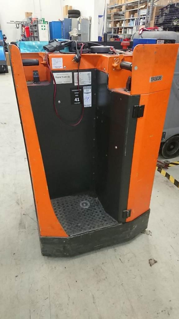 Hubtex ESU50, Lavansiirtotrukit, Materiaalinkäsittely