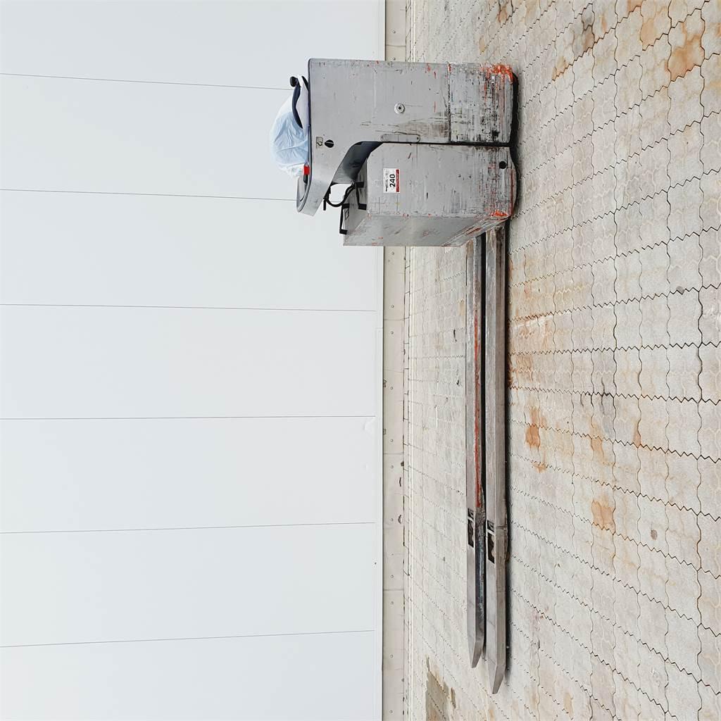 Linde T20R, Niedergabelstapler, Flurförderzeuge