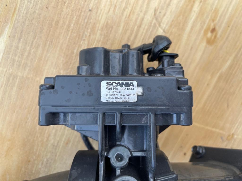 Scania DC07 ELEKTRONISK TROTTEL (P/N: 2231544), Motorer, Transport
